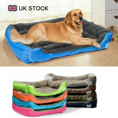 Bedsure Soft Cozy Warm Dog Bed Plus Size Bed Kennel for Large Dogs Cat Mattress