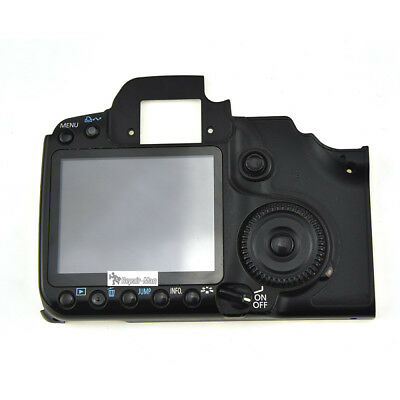 40D Rear Back Cover Camera Repair Parts For Canon