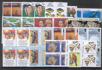 $1.00 Postage Stamp combinations Mint with full gum x 500. Face Value $500.00.