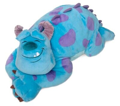 2019 Disney Parks Monsters Inc. Sulley Sully Dream Friend Pillow Pal Plush NWT