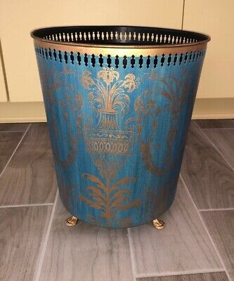 Wildwood Accents Waste Paper Basket. Excellent Condition. Serial#380878