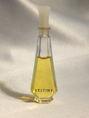 Destiny Marilyn Miglin Perfume Miniature, **Early Vintage Authentic**Nice**