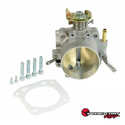 Speedfactory B/D/F/H 70Mm Cast Throttle Body - Includes 70Mm Thermal Gasket