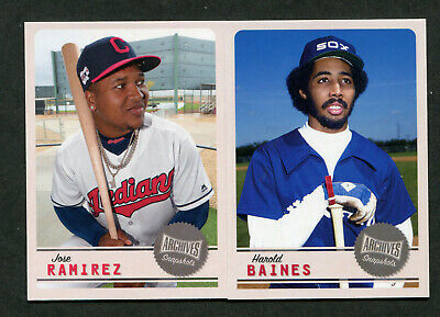 2019 Topps Archives Snapshots Online Exclusive Complete Your Set You Pick