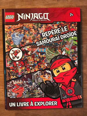 Lego Ninjago Livre Jeu Officiel Star Wars Batman