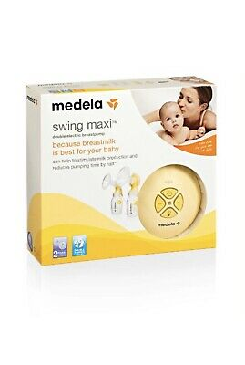 Brand New Medela Swing Maxi Double Electric Breast Pump Twin