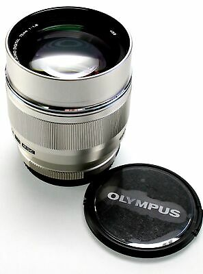 Olympus M.ZUIKO DIGITAL Ed 75mm 1:1:8 Objetivo para Micro Four Thirds - Nuevo
