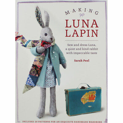 Making Luna Lapin by Sarah Peel (Paperback), Non Fiction Books, Brand New