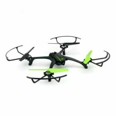 Sky Viper 1848 Scout Streaming Video Drone Quadcopter - Black/Green