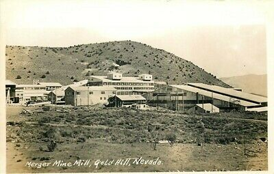 NV, Gold Hill, Nevada, Merger Mine, Mining, RPPC