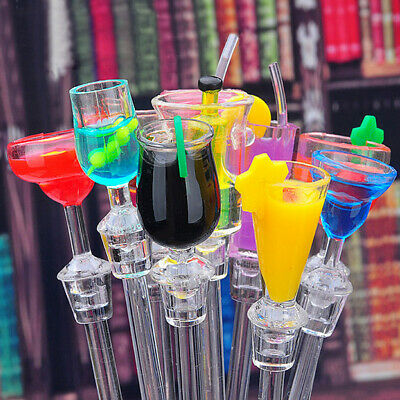 Cocktail Juice Drink Stirrers Swizzle Bar Stick Glass Sticks Gin Hot