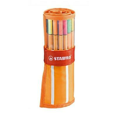 Stabilo Cf30 Fineliner Point 88 Col Ass