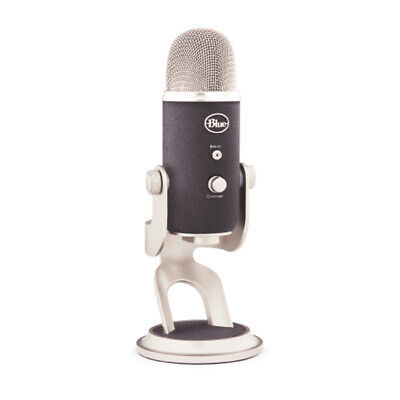 NEW! Blue Microphone 836213001967 Yeti Pro USB Microphone