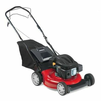 Lawnflite MTD 53cm Self-Propelled Petrol Lawn Mower with 70L Grass Bag
