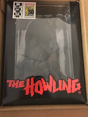 Scream Factory The Howling Statue SDCC 2019 Blood Variant PCS Collectible Shout