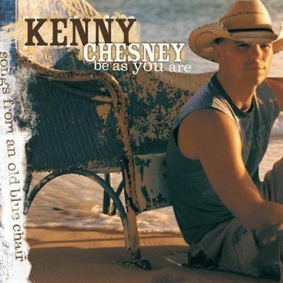 Kenny Chesney - Be As You Are: Songs from an Old Blue Chair - Damaged Case