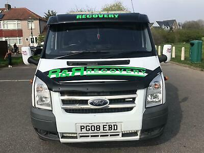 2008 ford transit recovery truck lorry