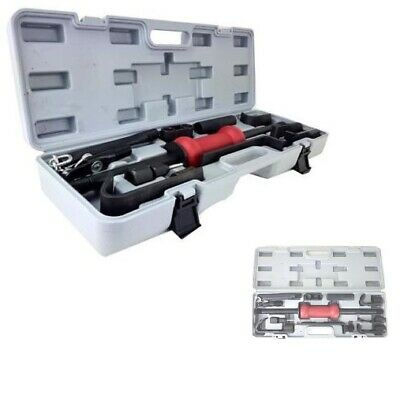 13PCS Universal Body Repair Set Dent Puller Tool Kit Hammer Car Tool