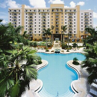 Wyndham Palm Aire 105,000 Annual Points Timeshare Pompano Beach Florida