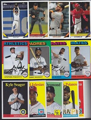 2019 Topps Archives HUGE Lot of (1,000++) UNSORTED BASE CARDS (1958 1975 & 1993)