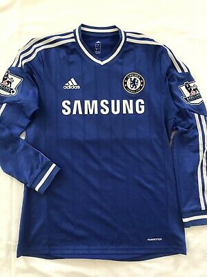 Torres Chelsea 2013 / 14 Official Player Issue Match Shirt