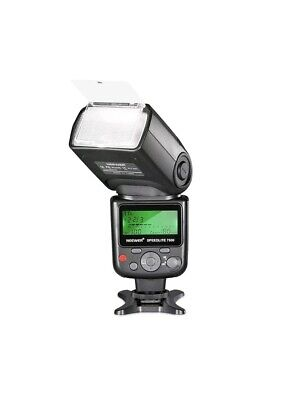 Neewer 750II TTL Speedlite Flash with LCD Display for Nikon DSLR Cameras £75RRP!