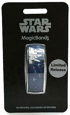 Disney Parks Star Wars Galaxy's Edge Black Spire MagicBand 2 Limited Release NIP