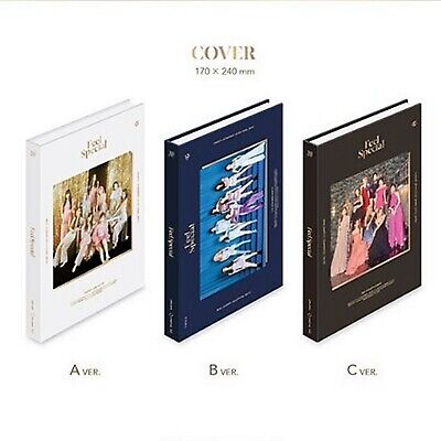 TWICE 8th Mini Album FEEL SPECIAL CD+POSTER+etc FULL PRE-ORDER BENEFIT