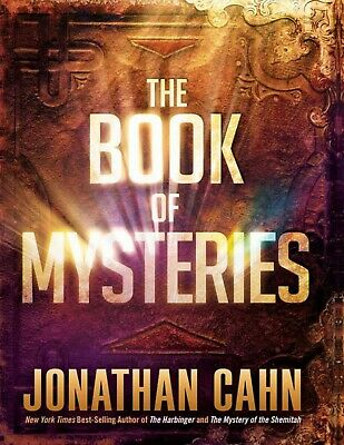 The Book of Mysteries 2018 by Jonathan Cahn (E-B0K&AUDI0B00K||E-MAILED) #24
