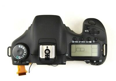 7D Top Cover Camera Repair Parts For Canon