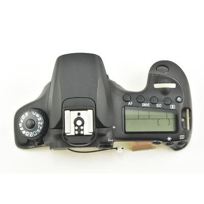 60D Top Cover Camera Repair Parts For Canon