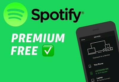 🔥 Spotify Premium 🔥 1 YEAR / 12 Months 🔥Instant Delivery🔥