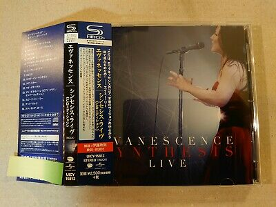 Evanescence「Synthesis Live」Japan Rare Sample Shm-Cd Nm◆Uicy-15812