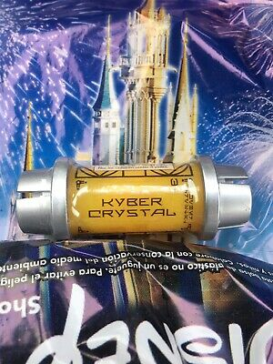 Star Wars: Galaxy's Edge YELLOW Kyber Crystal - Disney Unopened Sealed Brand NEW