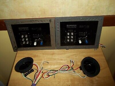 Pioneer CS-A500 Speaker Crossover Set