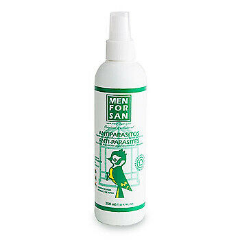 Men For San Antiparasitario 250ml. Para Pájaros