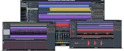 STEINBERG: CUBASE LE 10 & Retrologue 2 / Software Licenses