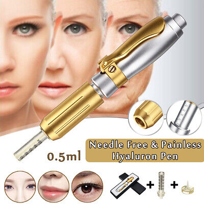Hyaluron Stylo Acide Hyaluronique Non Invasif Seringue Atomiseur Injection 0.5ml