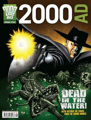 2000AD ft JUDGE DREDD - PROGS 1701 to 1800 - 100 Issues - 2010/2012 EXCELLENT