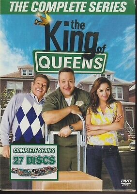 King of Queens - The Complete Series (DVD, 2011, 27-Disc Set) tv comedy DVD NEW