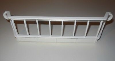 Htf Little Tikes Vintage Dollhouse Family Replacement Railing Doll Furniture