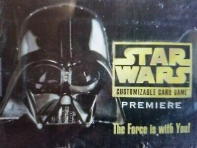 Star Wars CCG BB Premiere Limited SINGLES 2nd TIER Select Choose Your Card SWCCG