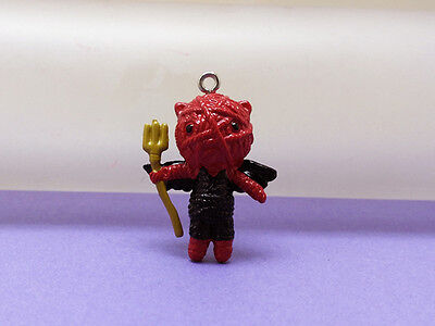 10 Voodoo doll Charm Pendant Figurine (10 pieces) VD606 Wholesale
