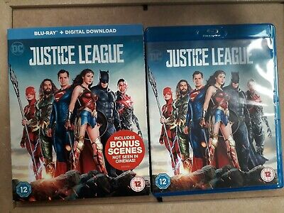 Dc Justice League Uk Release Vgc Free Speedy Uk Postage