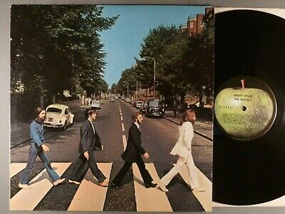 Beatles, The  Abbey Road     Apple Label
