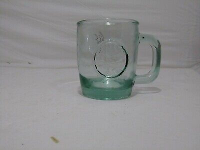 San Miguel Clear Handled Tumblers 100% Authentic Recycled Glass 400cc
