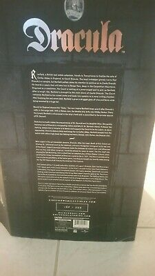 Sideshow Dracula Premium Format Silver Screen Edition SSE 1:4 scale figure Recre