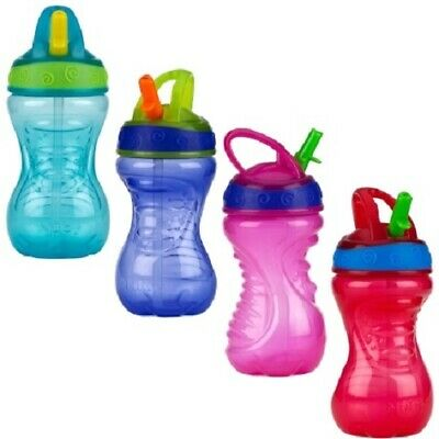 New Nuby Free Flow Flip it Cup  free flowing cup easy  baby first sips. 1+