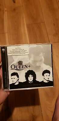 Limited Edition Queen Greatest Hits III by Queen (band) CD Freddie Mercury