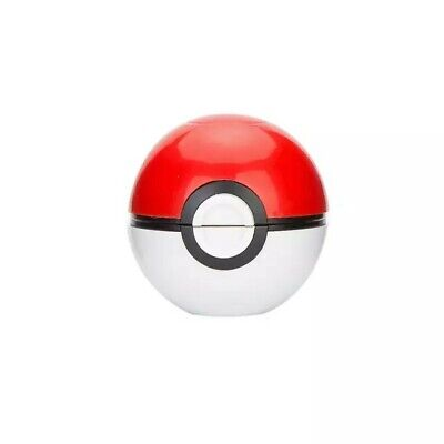 New Hot 3Parts Grinder Game Pokemon and Pokeball Pikachu Tobacco Weed Herb...